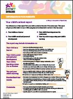 infoparentsreportcards